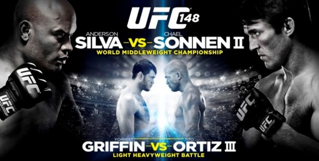 UFC 148- Results & Podcast
