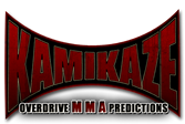Who will win this UFC Fight? Kamikaze Overdrive MMA Predictions