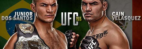 UFC 155 Predictions