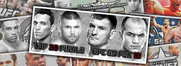 TUF 20 and FOX 13 recap