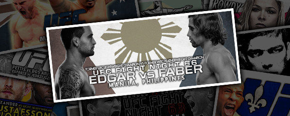 UFN 66: Edgar vs Faber- What's Next...