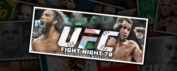 UFN 79: HENDERSON VS MASVIDAL- 'THE DONG DID IT'