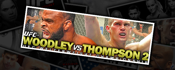 "UFC 209: WOODLEY VS THOMPSON 2- ""LEFT WONDERING WHAT COULD HAVE BEEN…"""