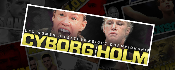 UFC 219: CYBORG VS HOLM- BET PACK REVIEW