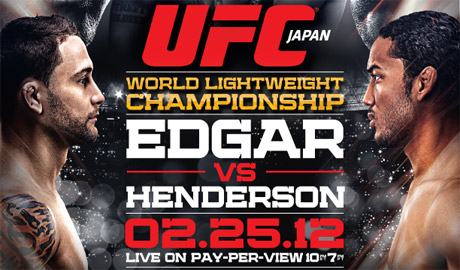UFC 144-Results