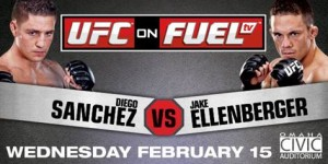 UFC on Fuel TV- Results