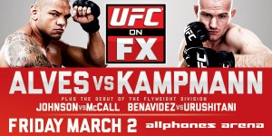 UFC on FX 2- Results