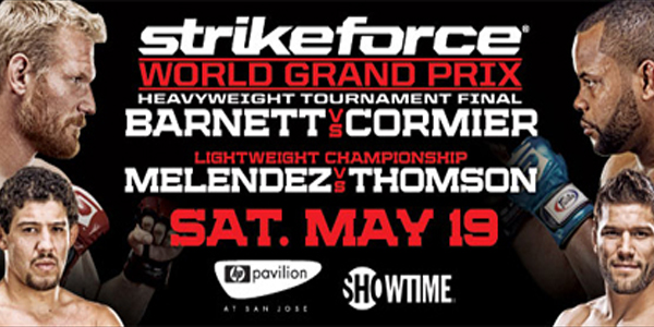 Strikeforce 40- Results