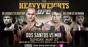 UFC on 146- Results
