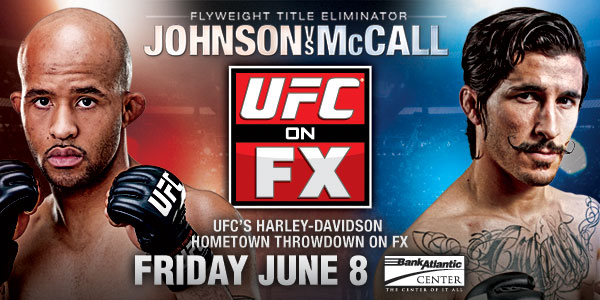 UFC on FX 3- Results