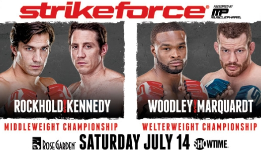 Strikeforce: Rockhold vs Kennedy- Results