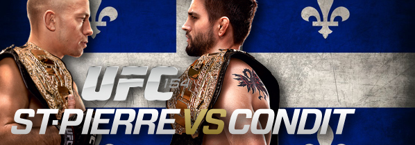 UFC 154 Predictions
