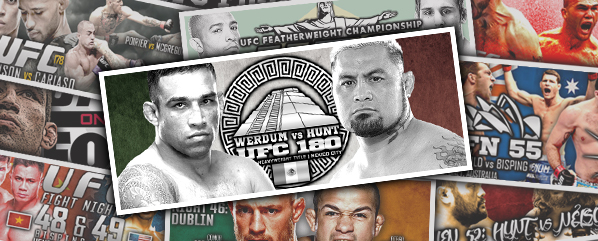 UFC 180 Werdum vs Hunt Post-Fight & Bet Pack Review