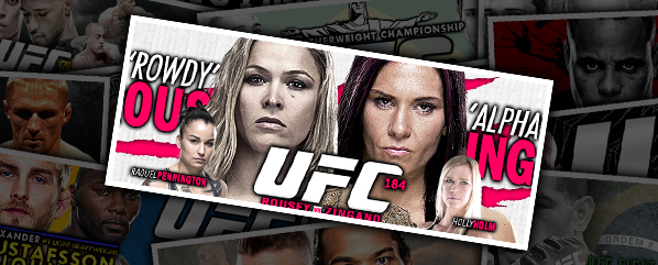 "UFC 184: Rousey vs Zingano- ""Next!"
