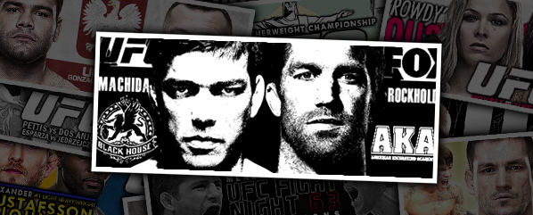 UFC on Fox 15: Machida vs Rockhold- 'The Torch is Passed'