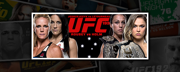UFC 193: ROUSEY VS HOLM POCAST- 'DEFINITIVELY DEFEATED & A NEW QUEEN TAKES THE THROWN'