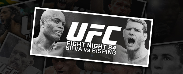 UFN 84: SILVA VS BISPING- 'COUNT DOWN, BUT NOT OUT'