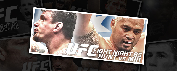 UFN 85: HUNT VS MIR- 'HEAD HUNTED' | THE B.S. REPORT