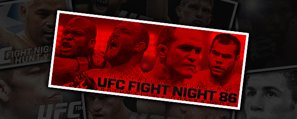 UFN 86: ROTHWELL VS DOS SANTOS- 'HEAVYWEIGHT RESURGENCE'