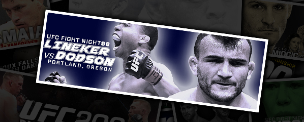 "UFN 96: LINEKER VS DODSON- ""THROWING BOMBS AND TAKING NAMES"