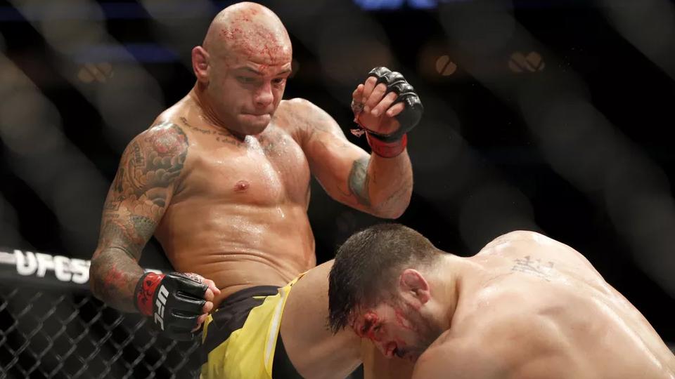 UFC ON ESPN 7: OVEREEM VS ROZENSTRUIK | TELEVISED PRELIMS