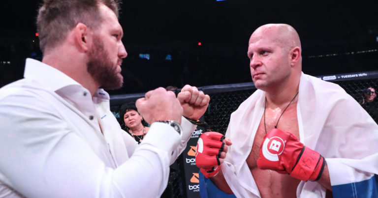 Bellator 214: Fedor vs Bader Breakdown and Prediction