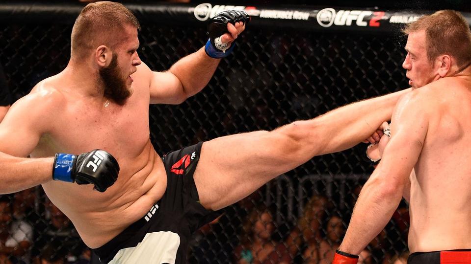 UFC Fight Night 149 Preliminary Predictions