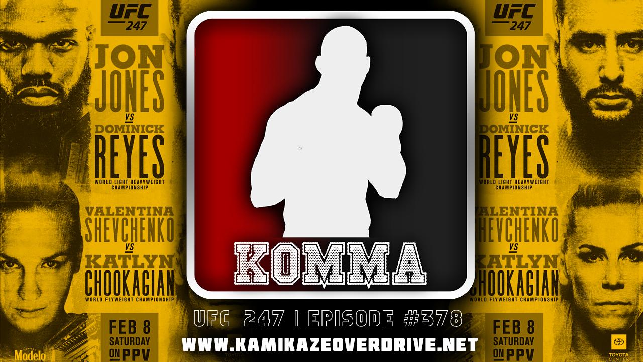 UFC 247: Jones vs Reyes | Bet Pack Review