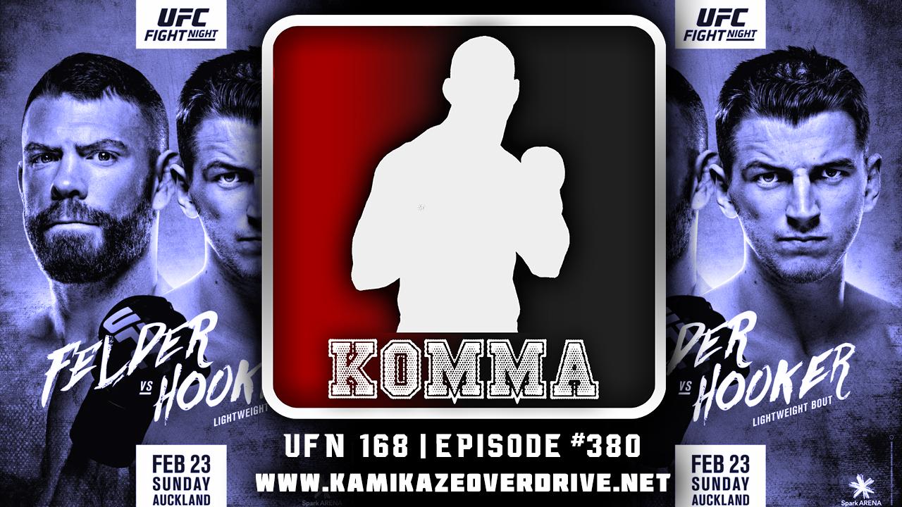 UFC Fight Night 168: Felder vs Hooker | Bet Pack Review