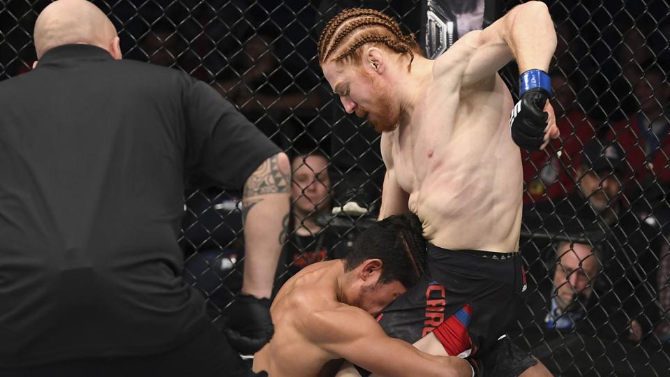 Protected: UFC on ESPN 9: Woodley vs Burns   Premium Bet Pack