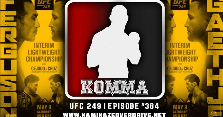UFC 249: Ferguson vs Gaethje | Bet Pack Review