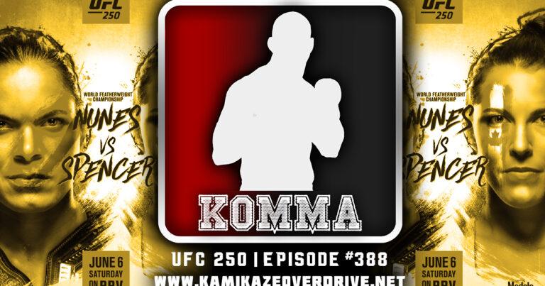 UFC 250: Nunes vs Spencer | Premium Bet Pack