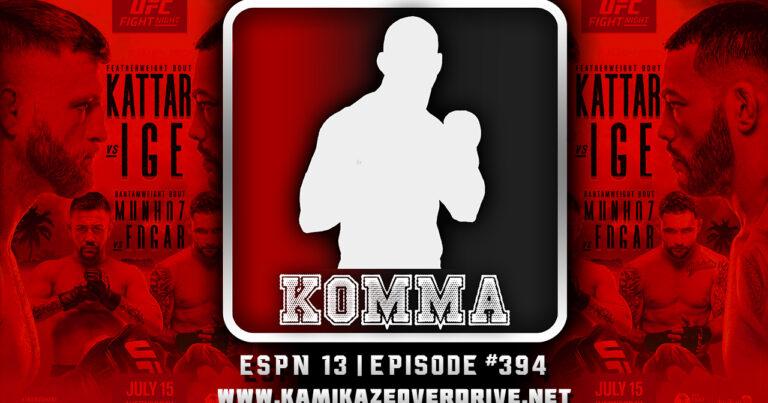 UFC on ESPN 13: Kattar vs Ige | Bet Pack Review
