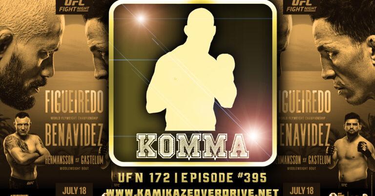 UFC FIGHT NIGHT 172: FIGUEIREDO VS BENAVIDEZ 2 |  Bet Pack Review